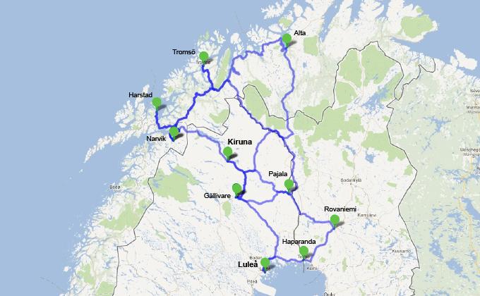 karta-nordkalotten
