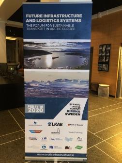 Arctic Infrastructure Conference Scandic Ferrum 17-18 februari 2020 (2)
