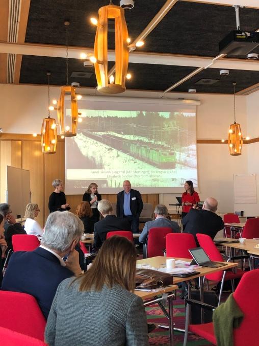 Arctic Infrastructure Conference Scandic Ferrum 17-18 februari 2020 (3)